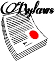 Bylaws icon