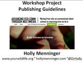 Publishing guidelines_ppt